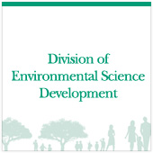 Division of Environmental Sceince Development